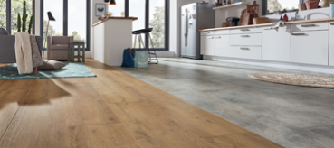 Laminate Decors and Panel Formats, Skilfully Combined