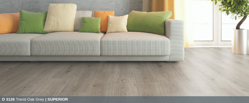 SUPERIOR Trend Oak Grey