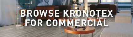 Kronotex for commercial use